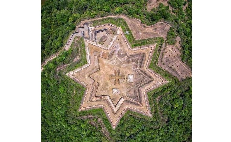 टीपू सुल्तान का स्टार फ़ोर्ट