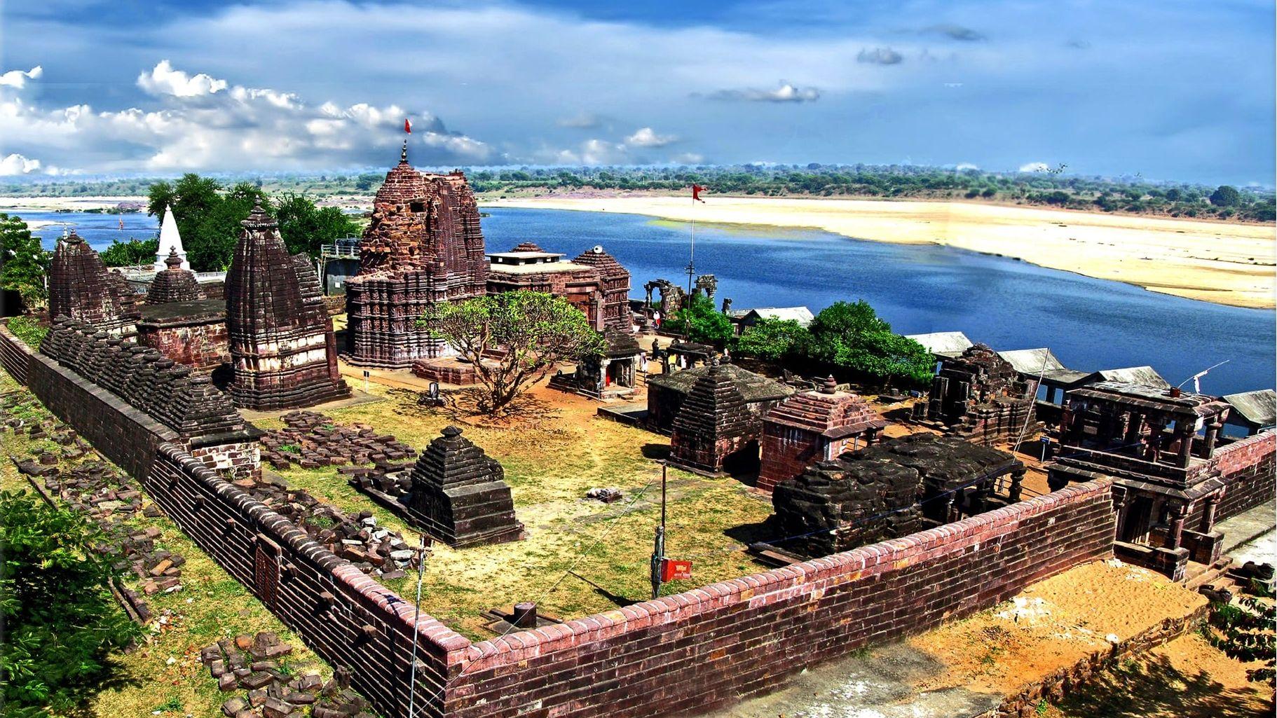 मार्कण्डा मंदिर –विदर्भ का खजुराहो