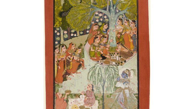 प्राचीन भारत में पेड़ों की एहमियत