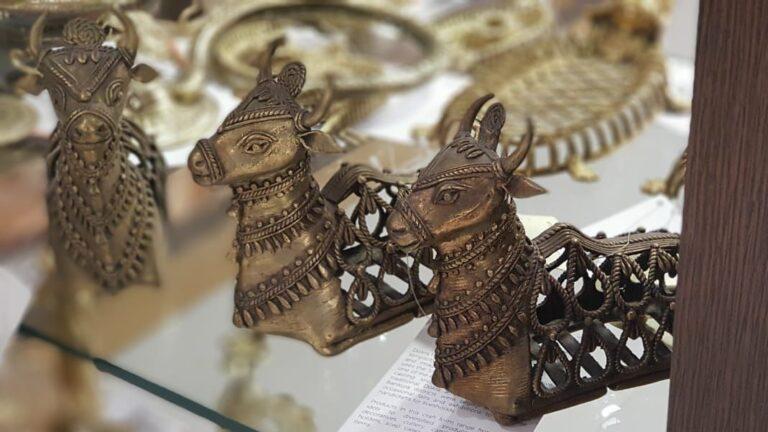 ढोकरा: धातु ढलाई की एक प्राचीन कला