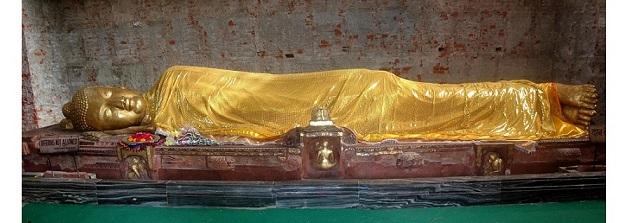 कुशीनगर – प्राचीन बौद्ध तीर्थ स्थल
