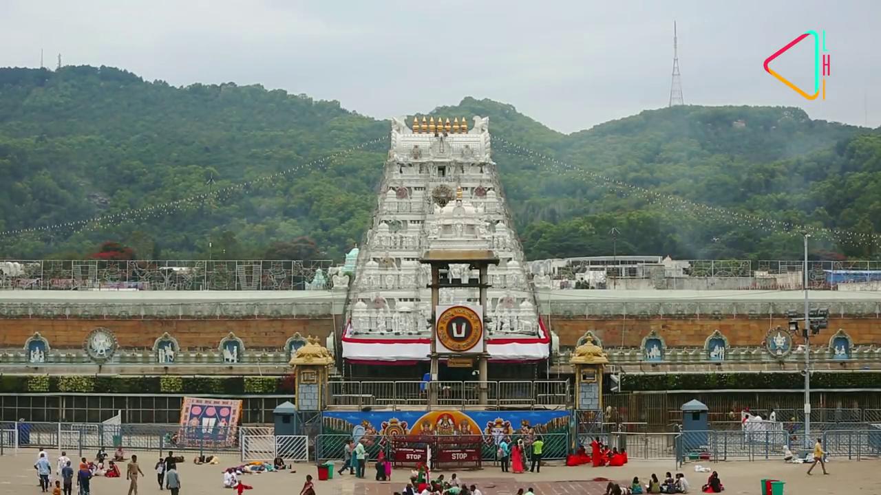 तिरुपति बालाजी मंदिर: कालातीत आस्था का प्रतीक