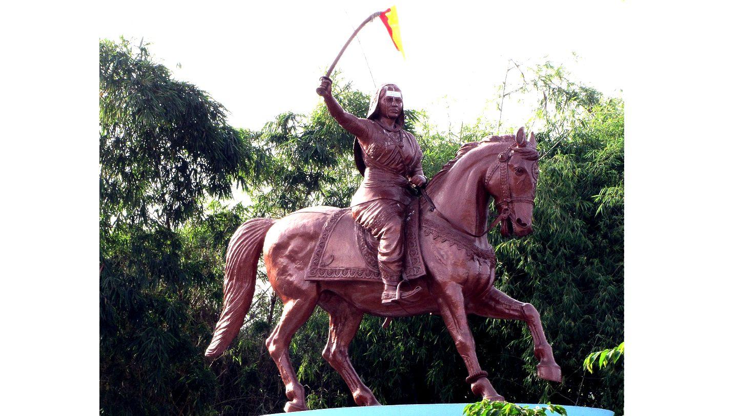 अंग्रेज़ों के  ख़िलाफ़ बग़ावत करने वाली कित्तूर की रानी चेनम्मा