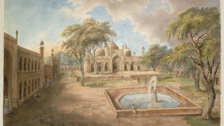 ग़ालिब की दिल्ली