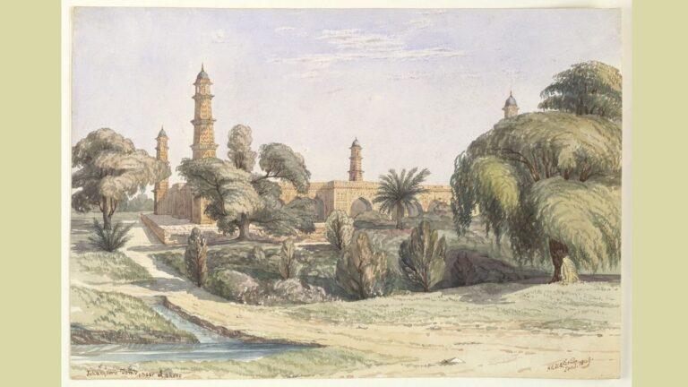 जहांगीर का आख़िरी सफ़र और उनका मक़बरा