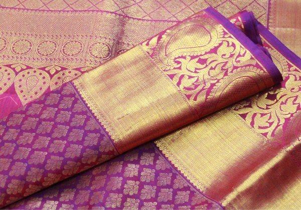 कांजीवरम- रेशम का रोमांस