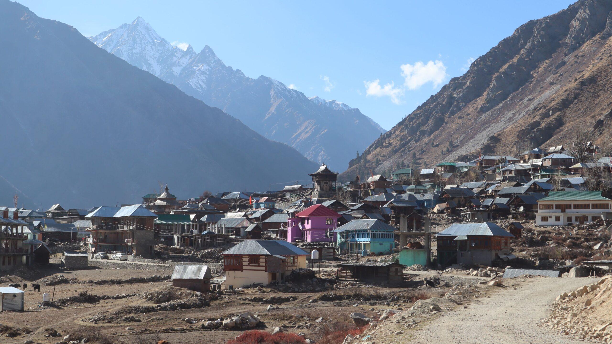 छितकुल- भारत के मुहाने पर बसा एक गांव