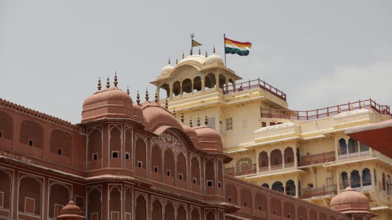 जयपुर का मशहूर सिटी पैलेस