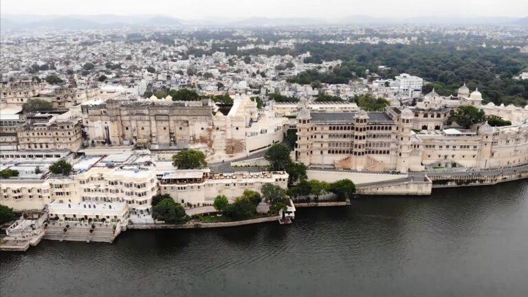 उदयपुर शहर का गौरवशाली इतिहास