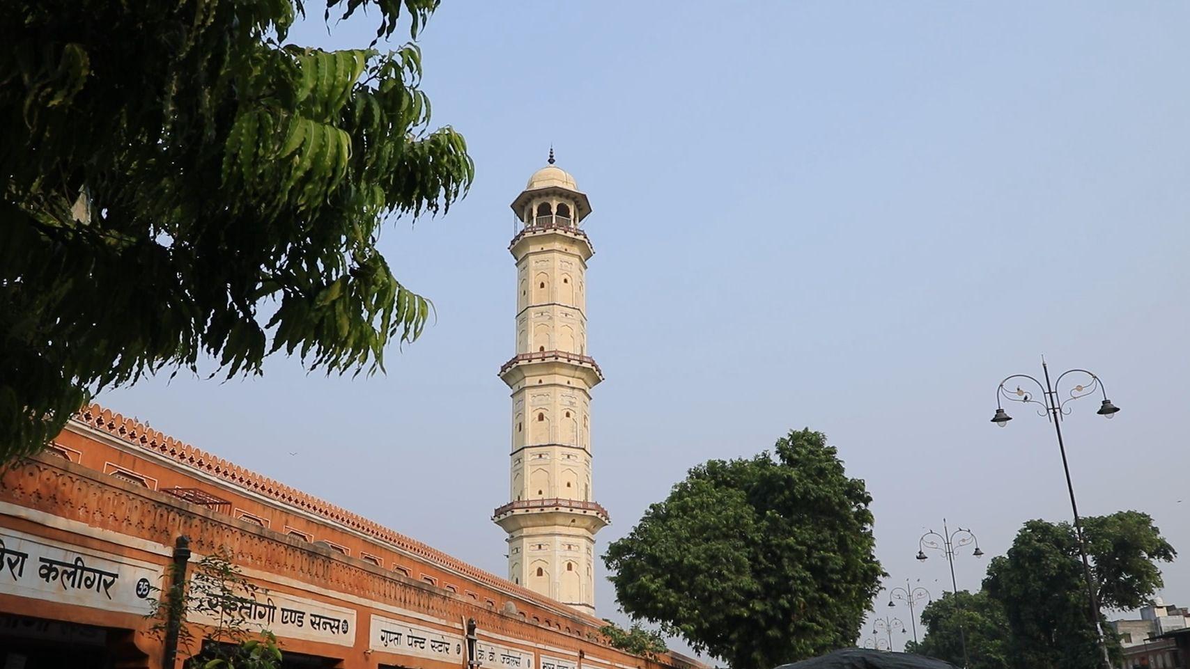 ईसरलाट: जयपुर की विजय मीनार