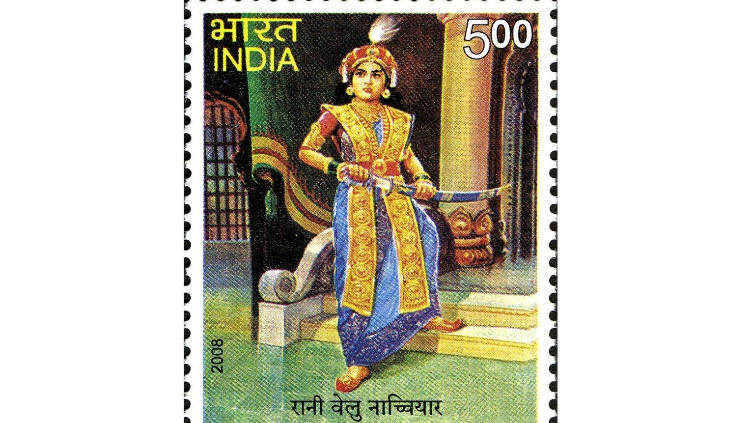 वेलु नचियार: अंग्रेज़ों से लोहा लेने वाली पहली भारतीय रानी