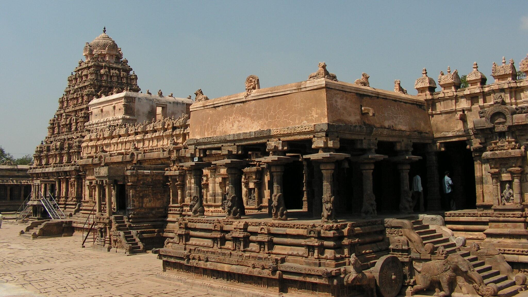 ऐरावतेश्वर मंदिर: जहां इंद्र का हाथी ऐरावत हुआ श्राप से मुक्त